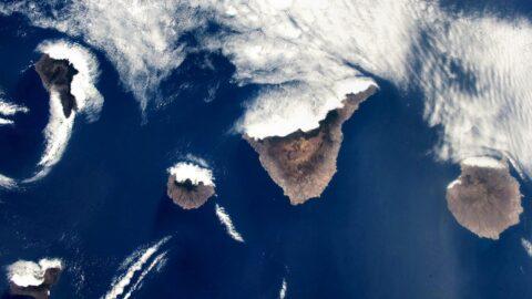 Nuvolosità alle Isole Canarie