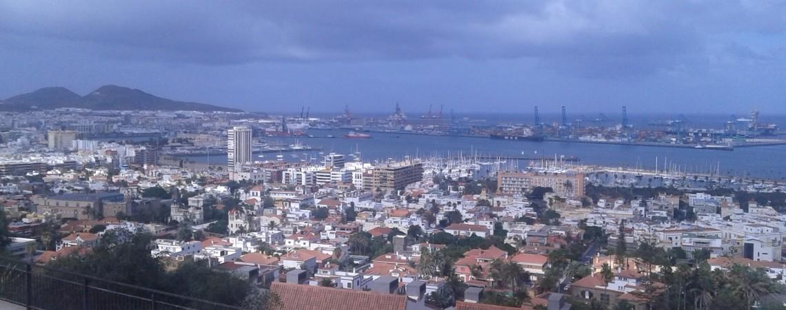 Vista Las Palmas