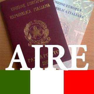 Anagrafica Italiani Residenti Estero