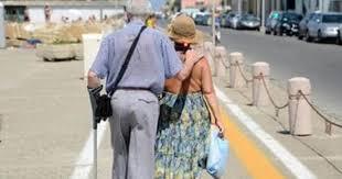 Pensionati a passeggio