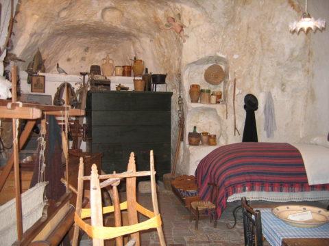 Casa in grotta