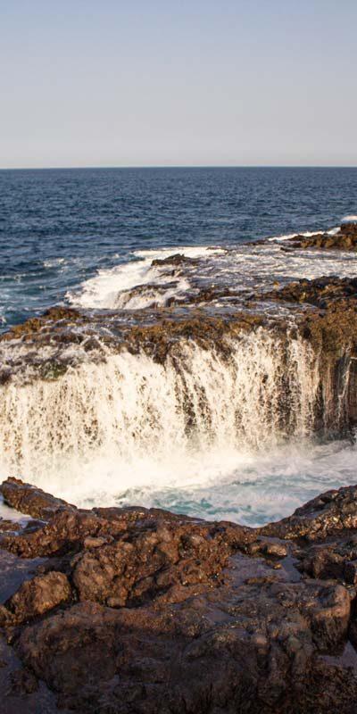 Costa est di Gran Canaria