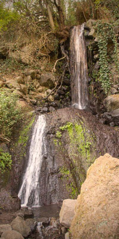 Cascata del Barranco de los Cernícalos