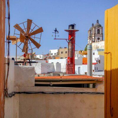 I tetti di Ingenio - Isola di Gran Canaria