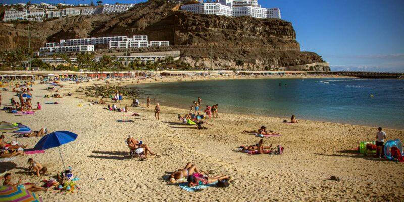 Playa di Amadores - Gran Canaria