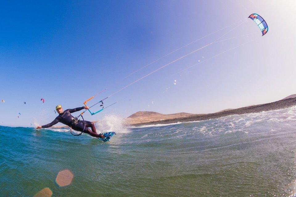 Sport alle Canarie Kitesurf