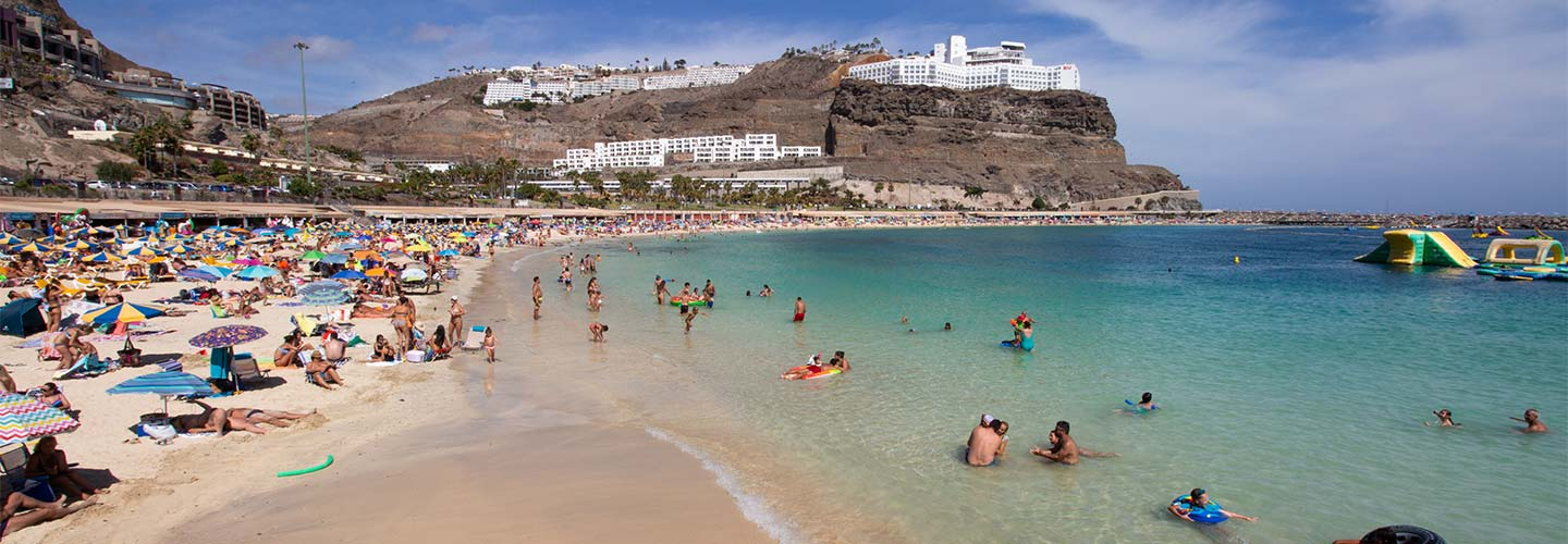 Amadores Playa - Vivere alle Canarie