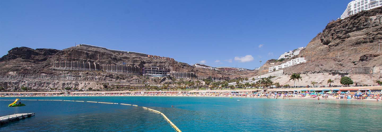 Playa de Amadores - Vivere alle Canarie