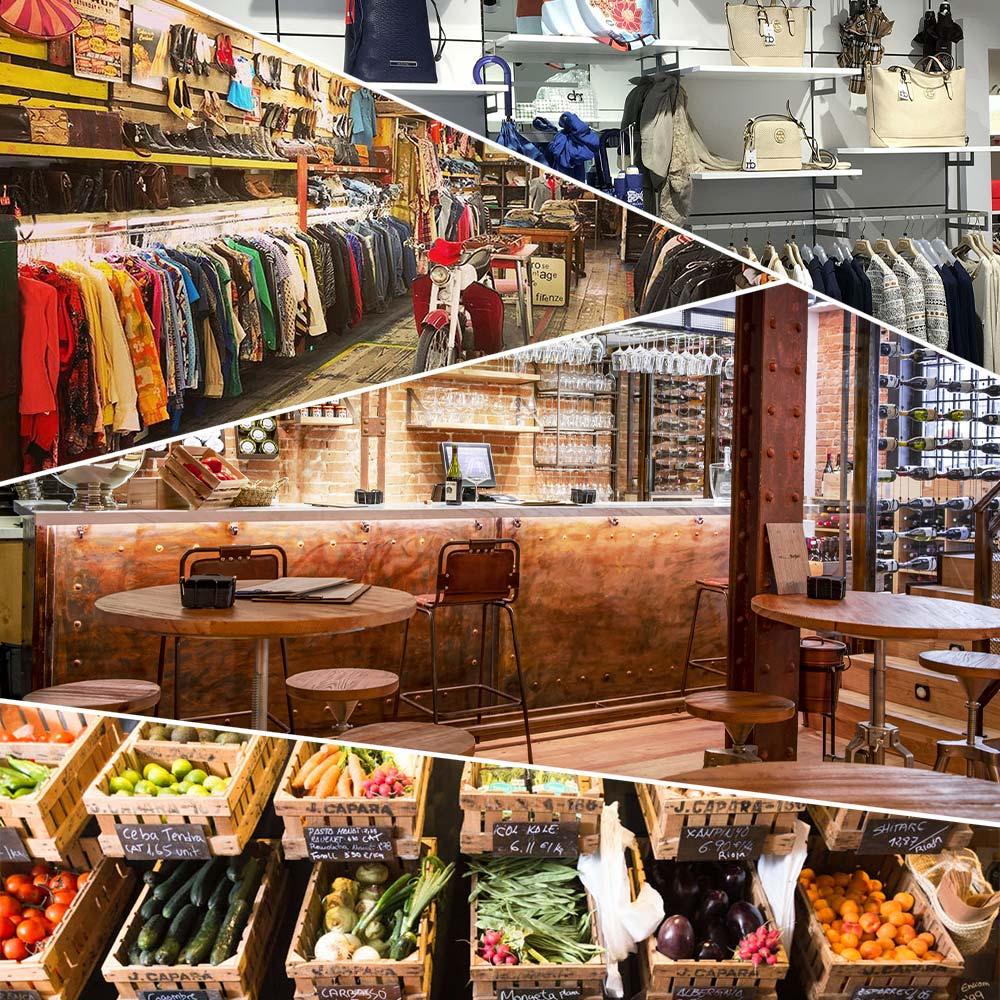 Composizione negozi
